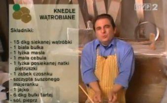 060 Knedle wątrobiane | Wędrówka Ojcowski smak | Podróże kulinarne Roberta Makłowicza