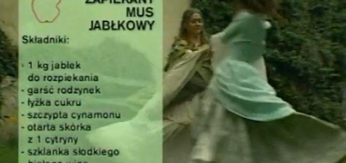 060 Zapiekany mus jabłkowy | Wędrówka Ojcowski smak | Podróże kulinarne Roberta Makłowicza