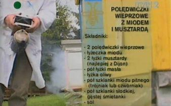 062 Polędwiczki wieprzowe z miodem i musztardą | Wędrówka Krynicki smak | Podróże kulinarne Roberta Makłowicza