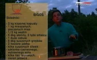 065 Bigos staropolski | Wędrówka Smak Soplicowa | Podróże kulinarne Roberta Makłowicza