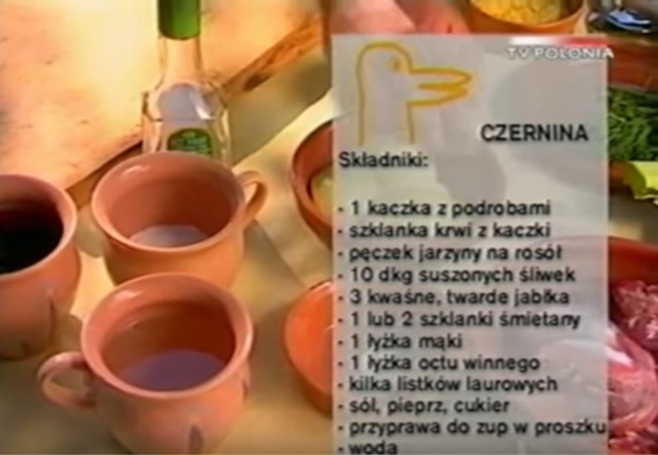 065 Czernina | Wędrówka Smak Soplicowa | Podróże kulinarne Roberta Makłowicza