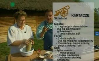 067 Kartacze | Wędrówka Smak małej Litwy | Podróże kulinarne Roberta Makłowicza