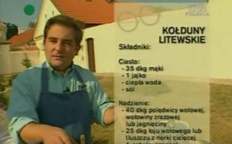 067 Kołduny litewskie | Wędrówka Smak małej Litwy | Podróże kulinarne Roberta Makłowicza