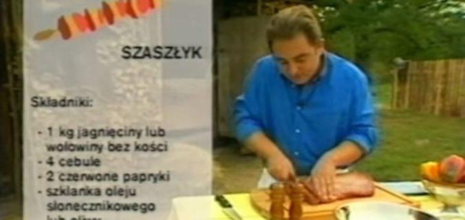 068 Szaszłyk | Wędrówka Tatarski smak | Podróże kulinarne Roberta Makłowicza