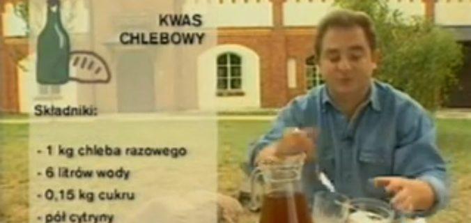 069 Kwas chlebowy | Wędrówka Knyszyński smak | Podróże kulinarne Roberta Makłowicza