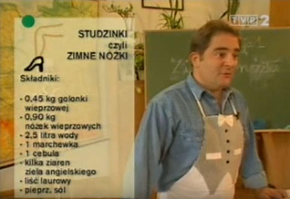 069 Zimne nóżki – Studzinki | Wędrówka Knyszyński smak | Podróże kulinarne Roberta Makłowicza
