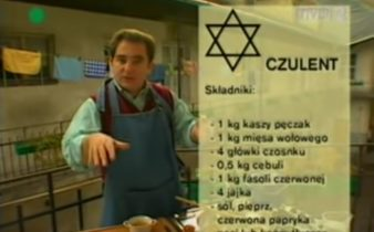 070 Czulent | Wędrówka Koszerny smak | Podróże kulinarne Roberta Makłowicza