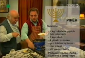 070 Pipek   Wędrówka Koszerny smak   Podróże kulinarne Roberta Makłowicza