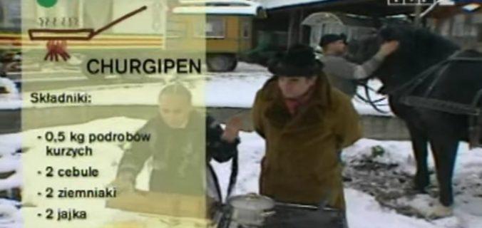071 Churgipen | Wędrówka Cygański smak | Podróże kulinarne Roberta Makłowicza
