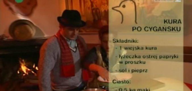 071 Kura po cygańsku (w cieście) | Wędrówka Cygański smak | Podróże kulinarne Roberta Makłowicza