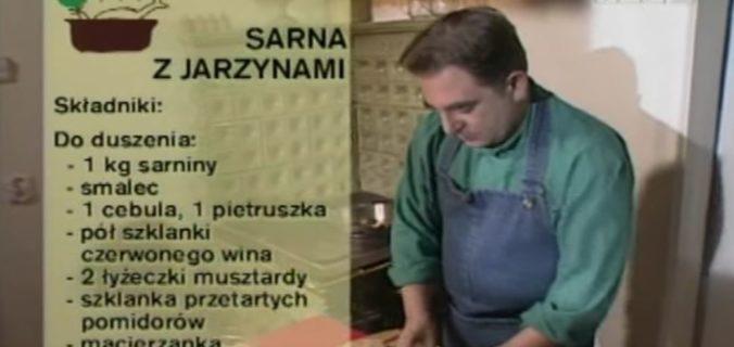072 Sarnina z jarzynami | Wędrówka Myśliwski smak | Podróże kulinarne Roberta Makłowicza