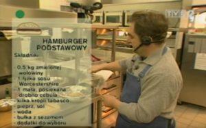 073 Hamburger podstawowy | Wędrówka Smak XX wieku | Podróże kulinarne Roberta Makłowicza