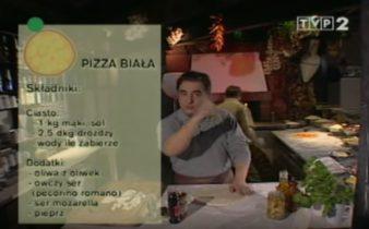 073 Pizza biała | Wędrówka Smak XX wieku | Podróże kulinarne Roberta Makłowicza