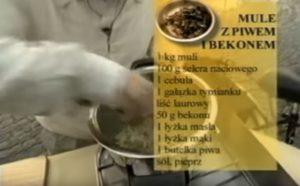 Mule z piwem i bekonem | Wędrówka kulinarna 151 Flamandzki Smak | Podróże kulinarne Roberta Makłowicza