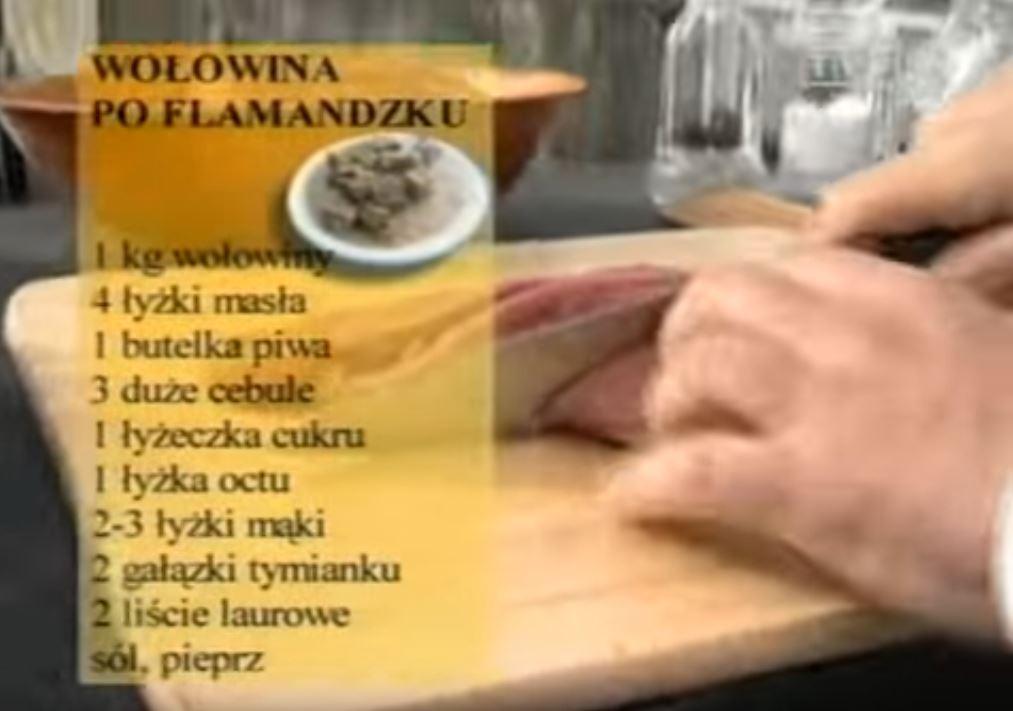 Wołowina po flamandzku | Wędrówka kulinarna 151 Flamandzki Smak | Podróże kulinarne Roberta