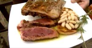Bruschetta - Bistecca i żeberka | Wędrówka kulinarna 221 Smak toskańskiej prowincji | Podróże kulinarne Roberta Makłowicza Przepisy