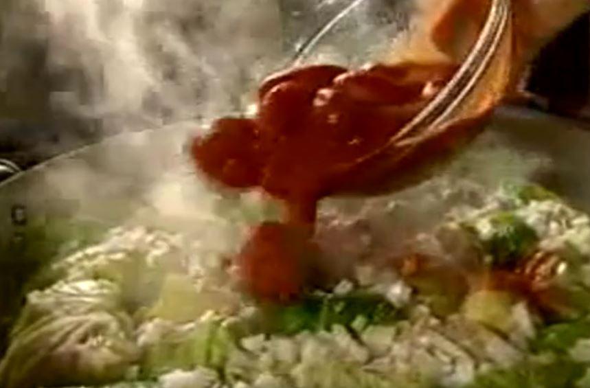 Toskańskie gołąbki z mięsem | Wędrówka kulinarna 221 Smak toskańskiej prowincji | Podróże kulinarne Roberta Makłowicza Przepisy