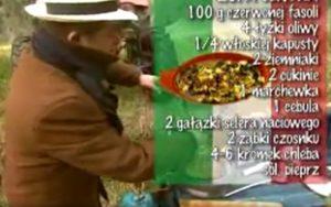 Zupa oliwna | Wędrówka kulinarna 266 Toskański smak | Podróże kulinarne Roberta Makłowicza