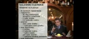 055 Naleśniki egerskie | Wędrówka Smak Tokaju i Egeru | Podróże kulinarne Roberta Makłowicza