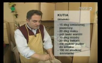 058 Kutia | Wędrówka Staropolskim smakiem | Podróże kulinarne Roberta Makłowicza