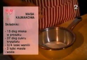 060 Masa kajmakowa | Wędrówka Karnawał ze smakiem | Podróże kulinarne Roberta Makłowicza