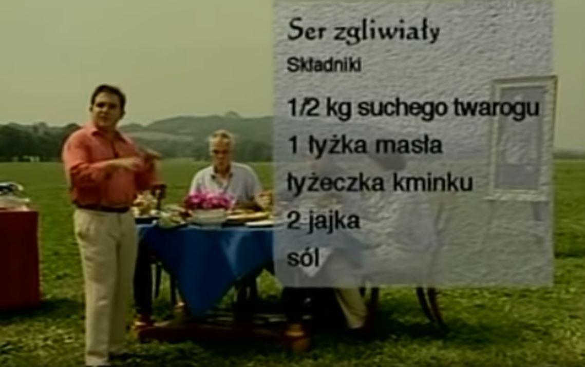 Ser zgliwiały | Wędrówka kulinarna 052 Smak wawelski | Podróże kulinarne Roberta Makłowicza